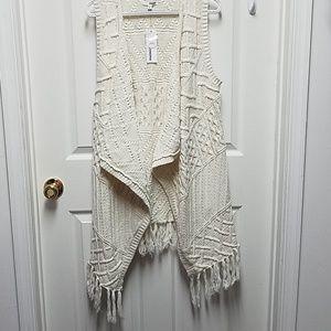 Sonoma sweater vest size XL NWT